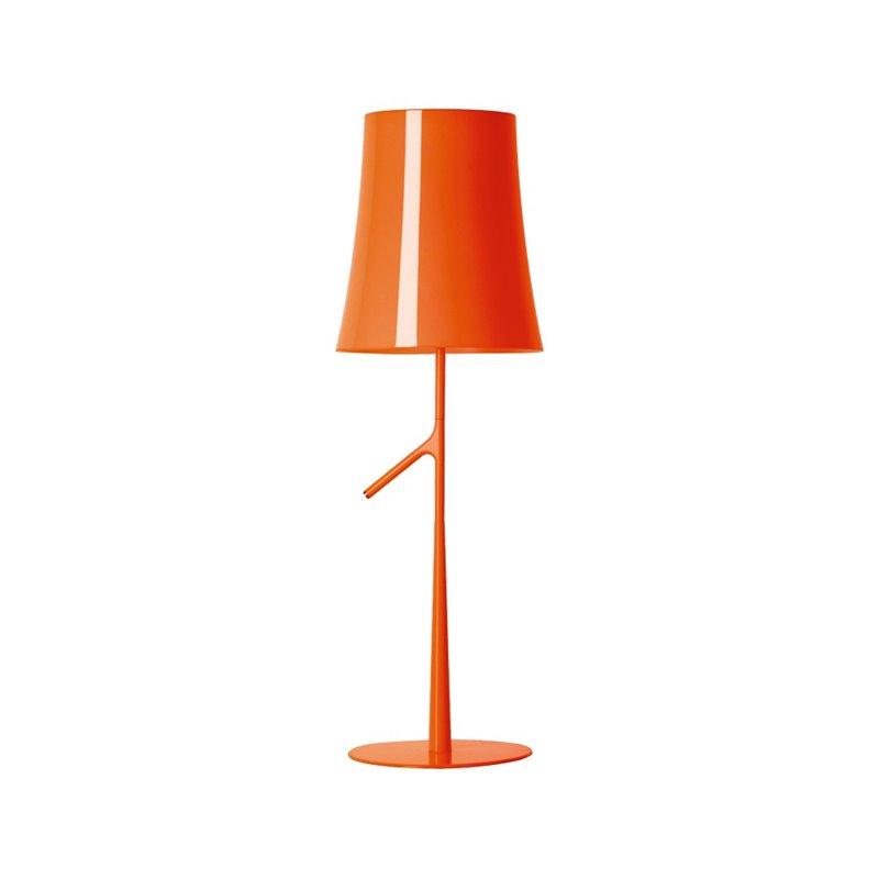 Hem / Inomhus / Bordslampor / Birdie Bordslampa Stor Orange M Dimmer