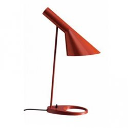 Louis Poulsen AJ Bordslampa Rusty Red
