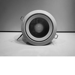By Rydéns Aero Spot/Downlight IP44 Vit