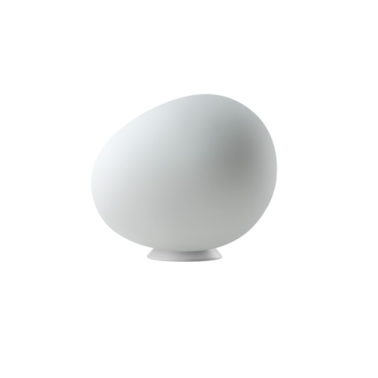 Foscarini Gregg Medium Bordslampa Vit Med Dimmer