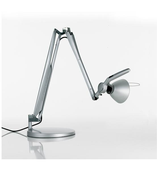 stockholms ljusbutik luceplan fortebraccio alu 11 on off. Black Bedroom Furniture Sets. Home Design Ideas