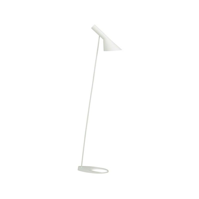 Stockholms Ljusbutik Louis Poulsen Aj Golvlampa Vit 60W Belysning och Lampor för Hem och