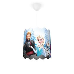 Philips Lighting Disney Taklampa Frosen Blå