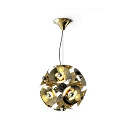 Delightfull Botti 12 Suspension Gold/Black