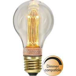 Star Trading Normal Led Filament Dim Klar E27 New Generation