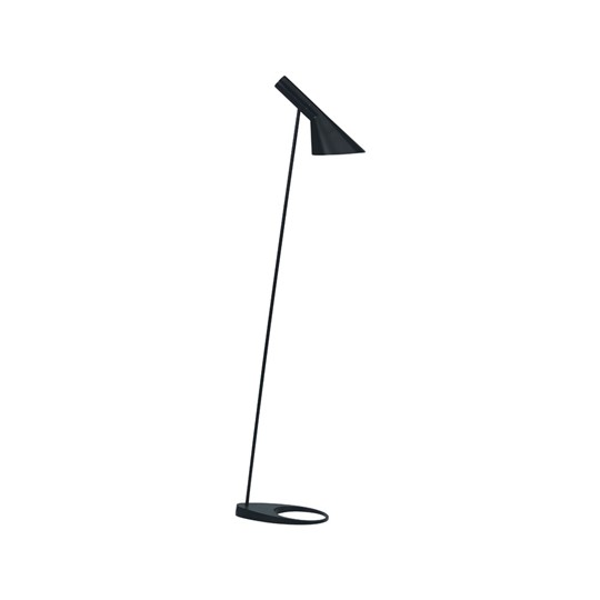 Stockholms Ljusbutik Louis Poulsen Aj Golvlampa Svart 60W Belysning och Lampor för Hem och