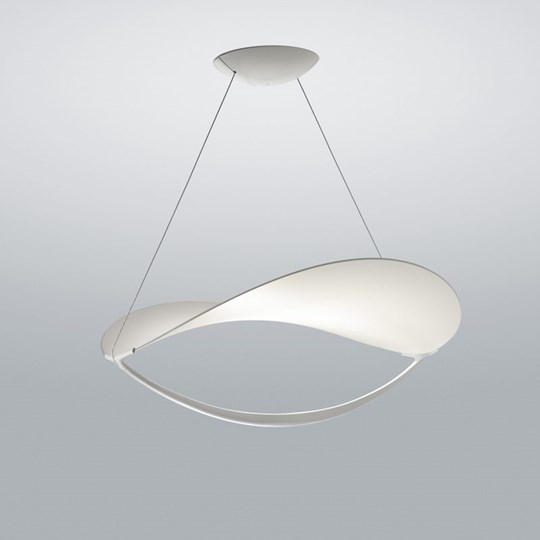 Foscarini Plena Pendel Vit 3,3M On/Off-Push Dim