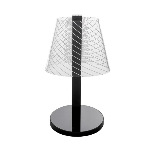 Airam Illusion Line Bordslampa Led Dim Laddare Usb
