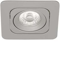 Malmbergs Led Downlight Md-125 1X6w 550Ma Silver