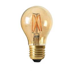 Pr Home Led Normal Elect Filament 2,5W E27 Amber