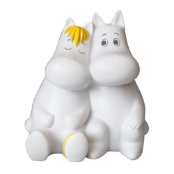 House Of Disaster Moomin Bordslampa Kärlek