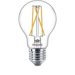 Philips Lighting Normal Led 6.7W Dim-To-Warm 2700-2200K E27